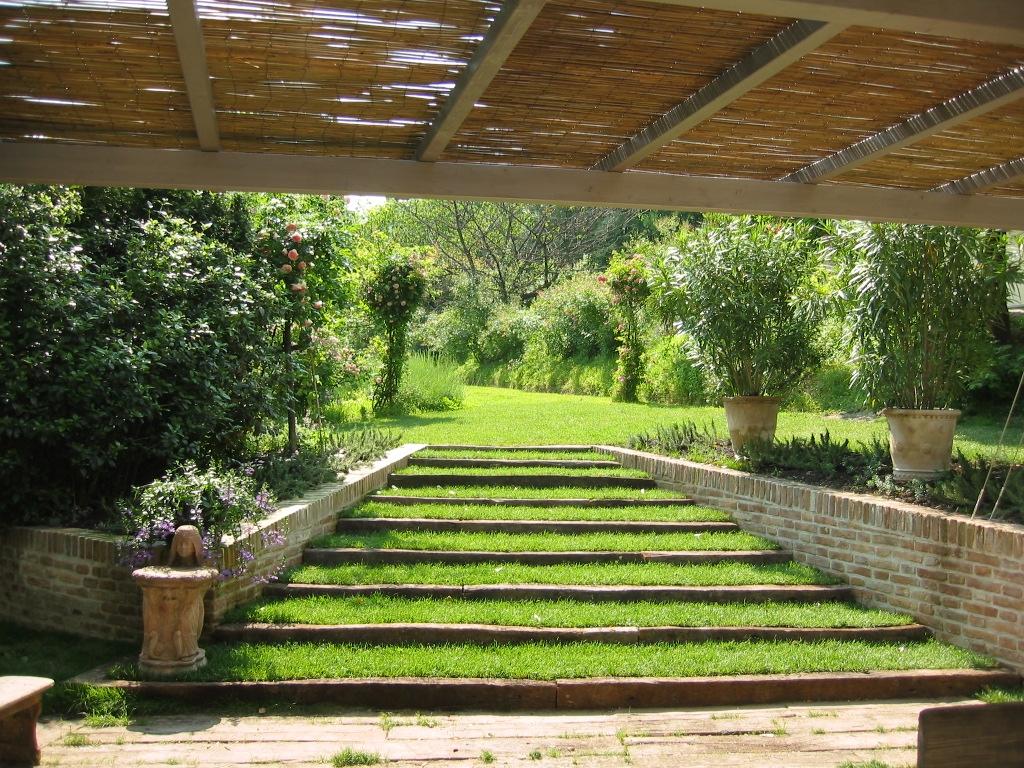 Giardino pensile greentips consigli verdi - Giardino pensile terrazzo ...